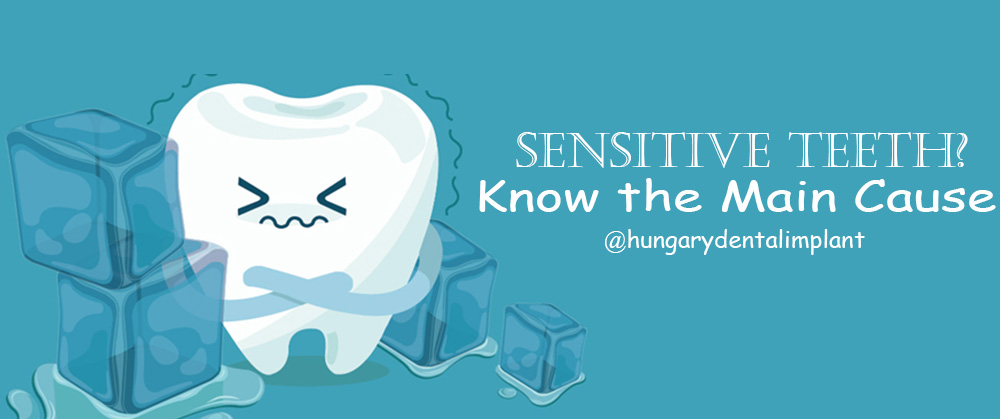 sensitivity of teeth