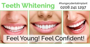 affordable tooth whitening in Budapest