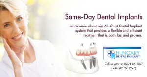 Same day teeth Dental Implant